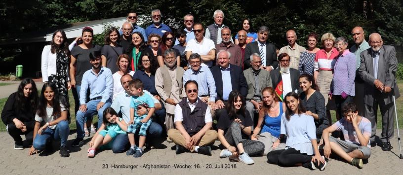 23. Hamburger Afghanistan Woche