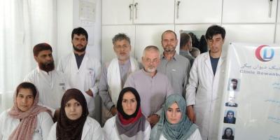 Dewanbegi Klinik in Kabul